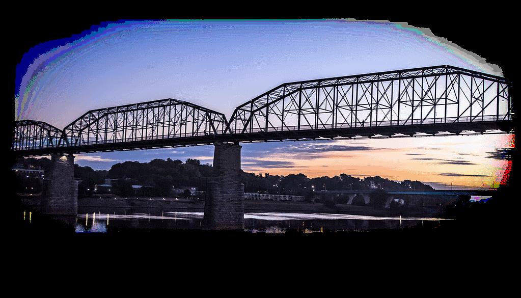Chattanooga Bridge Chattanooga TN